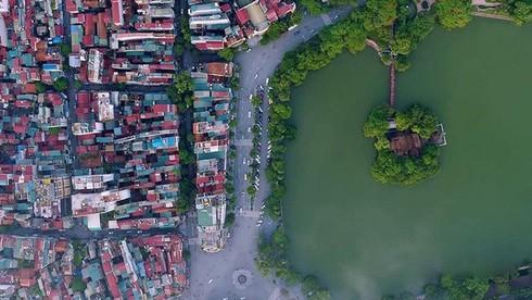 Điều chỉnh Dự án đường sắt đô thị Hà Nội đi qua hồ Hoàn Kiếm