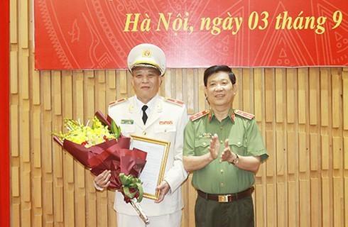 Bộ trưởng Công an Tô Lâm bổ nhiệm 3 tân cục trưởng