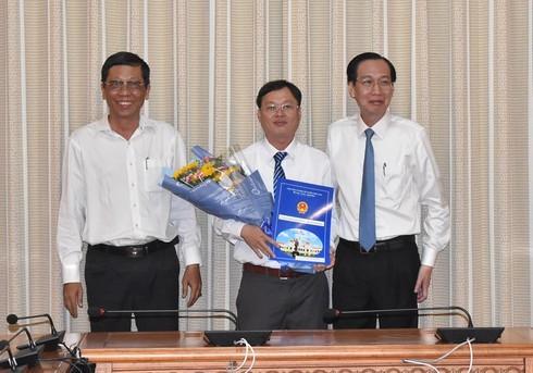 TP.HCM bổ sung nhân sự lãnh đạo Sở GTVT và NN&PTNT