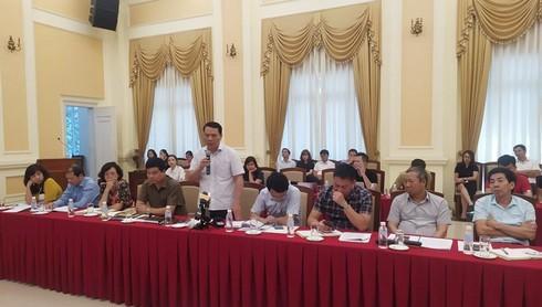 Bộ Xây dựng thông tin về vụ Thanh tra Bộ nhận hối lộ ở Vĩnh Phúc