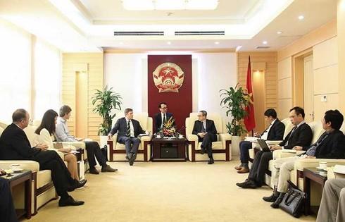 Liên bang Nga đề xuất hợp tác phát triển Chính phủ điện tử với Việt Nam