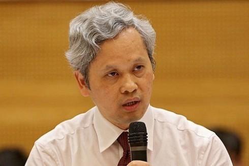 Tổng cục trưởng Thống kê tiết lộ nơi sửa điểm 4 bài thi vào Bộ KH-ĐT
