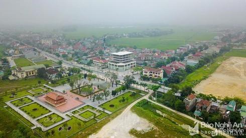 Phương án cuối cùng sắp xếp đơn vị hành chính xã tỉnh Nghệ An