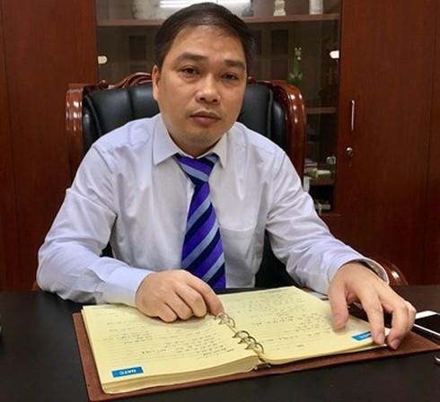 Tân Chủ tịch Hội đồng quản trị Ngân hàng Phát triển Việt Nam Lương Hải Sinh