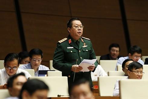 Tướng Nghĩa: Độc lập chủ quyền không nhân nhượng, có đối sách phù hợp