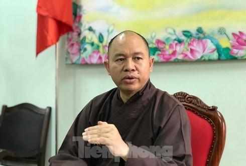Giáo hội Phật giáo Việt Nam lên tiếng việc sư Toàn xin giữ tài sản 200-300 tỷ đồng