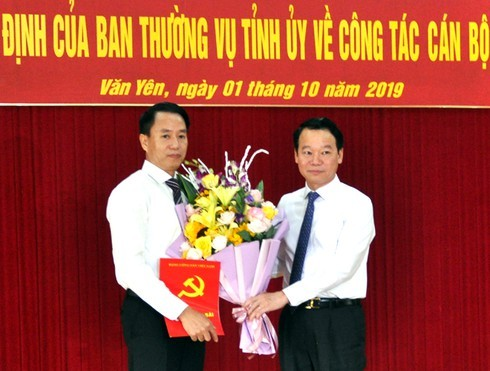 Nhân sự mới Tổng cục Thống kê và 4 tỉnh Yên Bái, Vĩnh Long, Thái Nguyên, TT Huế