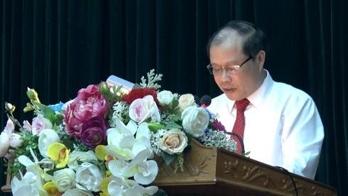 Ông Nguyễn Hoài Sơn được bầu giữ chức Chủ tịch UBND Thị xã Kỳ Anh