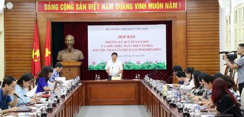 """Vụ công trình xây dựng trái phép Mã Pì Lèng làm """"nóng"""" buổi họp báo của Bộ Văn hóa"""