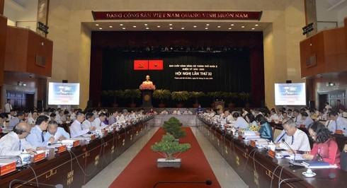 TP.HCM: Nhiều đoàn đi công tác nước ngoài để chuẩn bị cho đại hội Đảng bộ TP
