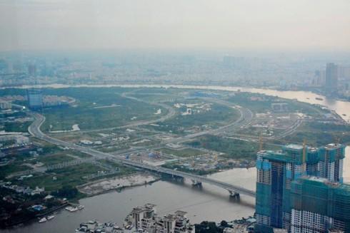 Chủ tịch TP.HCM đồng ý thu hồi 1.800 tỷ tạm ứng cho Đại Quang Minh ở Thủ Thiêm