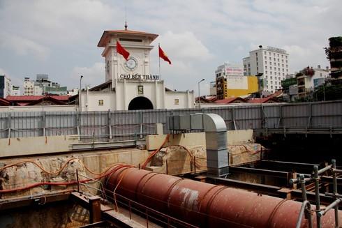 TP.HCM kiến nghị Quốc hội gỡ khó khăn cho tuyến metro số 2