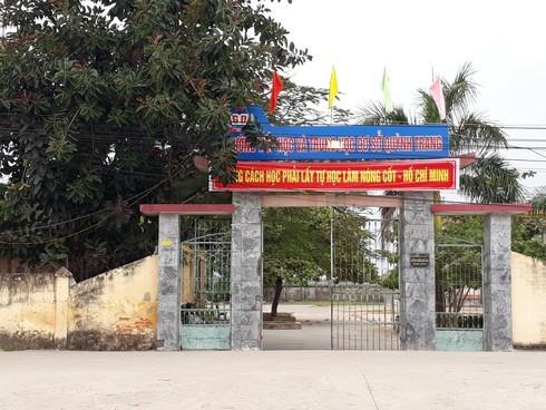 Thái Bình: Thầy giáo bị tố lộ hình ảnh nhạy cảm và gạ tình học sinh cũ