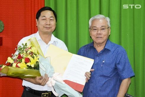 Ban Bí thư Trung ương Đảng chuẩn y nhân sự mới tỉnh Sóc Trăng