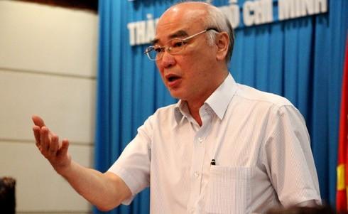Thành ủy TP.HCM có thêm 3 nhân sự cấp cao