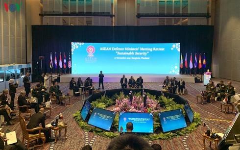 Bộ trưởng Ngô Xuân Lịch đề cập vấn đề Biển Đông tại Hội nghị ASEAN