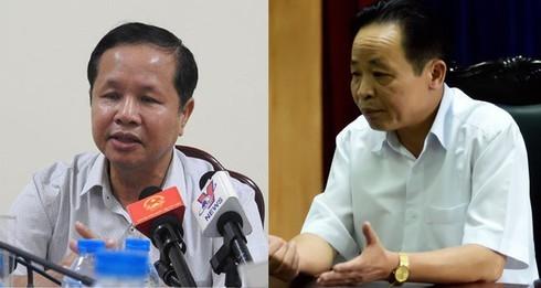 Ban Bí thư quyết định khai trừ, cách các chức vụ trong Đảng hai Giám đốc Sở