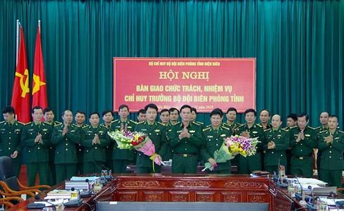 Nhân sự mới của Quân đội vừa được Bộ Quốc phòng bổ nhiệm gồm những ai?