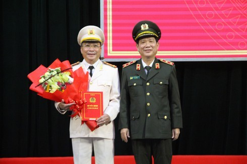 Bộ Công an bổ nhiệm tân Giám đốc Công an tỉnh Quảng Nam