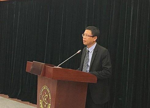 Tân Thứ trưởng Bộ KH&CN Lê Xuân Định từng giữ chức vụ gì?