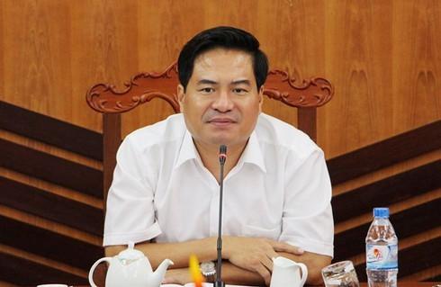 Tân Phó chủ tịch UBND tỉnh Thái Nguyên Lê Quang Tiến từng giữ chức vụ gì?