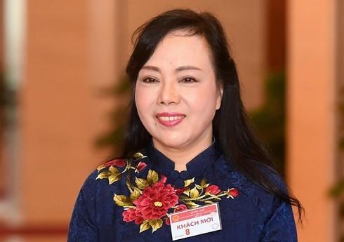 Ai sẽ thay bà Nguyễn Thị Kim Tiến giữ chức Bộ trưởng Bộ Y tế?