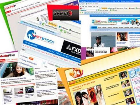 Tạm dừng cấp phép, tổng rà soát và yêu cầu các trang thông tin điện tử tổng hợp phải để link bài gốc