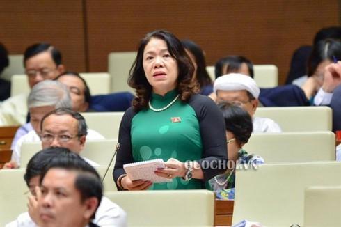 ĐBQH Nguyễn Ngọc Phương: Sẽ tiếp tục theo đến cùng lời hứa của các Tư lệnh ngành