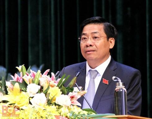 Ông Dương Văn Thái chính thức trở thành Chủ tịch UBND tỉnh Bắc Giang