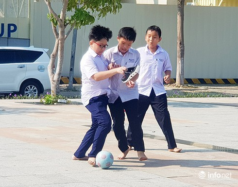 Đà Nẵng: Hơn 15 tỉ đồng xây dựng 10 sân thể thao cho các trường học