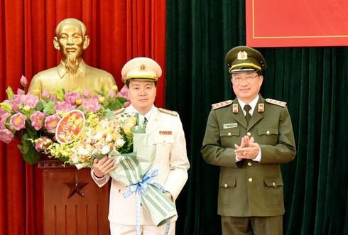 Bộ Công an bổ nhiệm lãnh đạo Công an 4 tỉnh Thái Bình, Sơn La, Phú Thọ, Quảng Nam