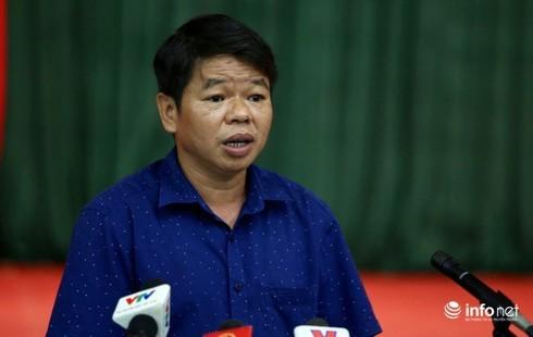 Ông Nguyễn Văn Tốn mất chức Tổng giám đốc nước sạch Sông Đà