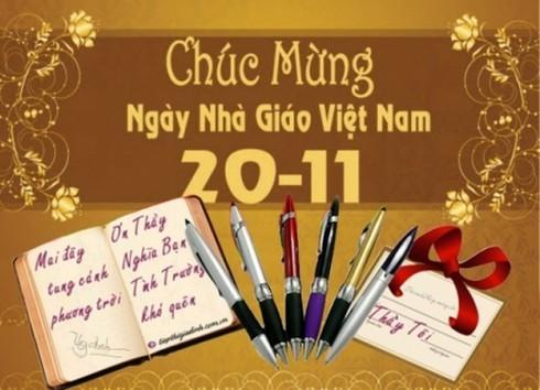 Vì sao 20/11 là Ngày Nhà giáo Việt Nam?