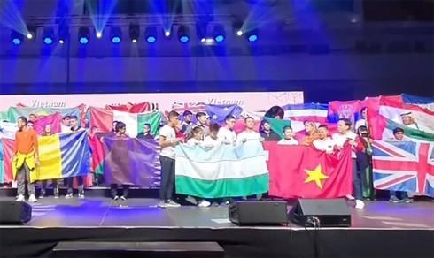 Việt Nam tiếp tục được vinh danh tại cuộc thi Sáng tạo Robot toàn cầu 2019