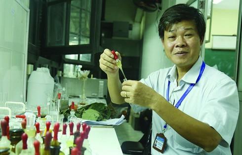 Nhà giáo Trần Văn Ơn và hành trình khám phá 'mỏ vàng' trên núi