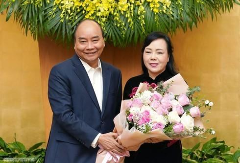 Phiên họp Chính phủ cuối cùng của cựu Bộ trưởng Bộ Y tế Nguyễn Thị  Kim Tiến