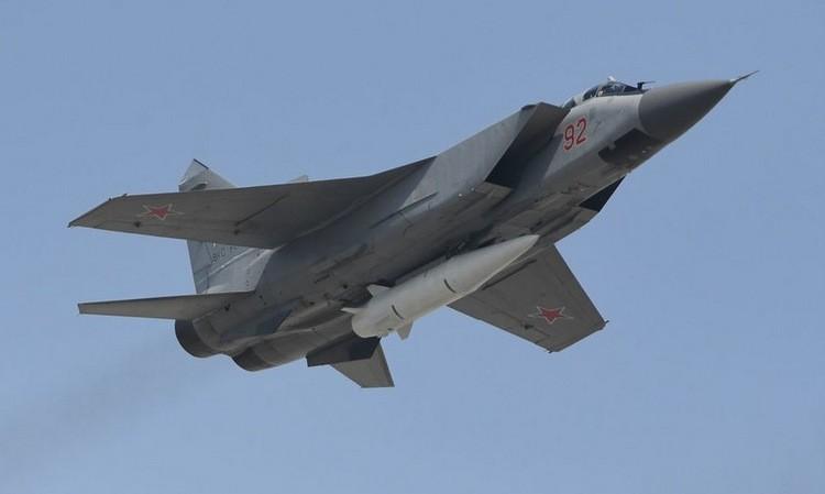 Nga xác nhận thử siêu tên lửa Kinzhal tại Bắc Cực
