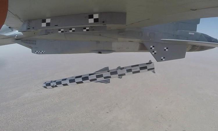 Su-30 Ấn Độ thử thành công 'sát thủ diệt hạm' BrahMos