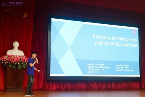 Nhóm sinh viên thuyết phục thành công nhà đầu tư với số tiền 250 triệu