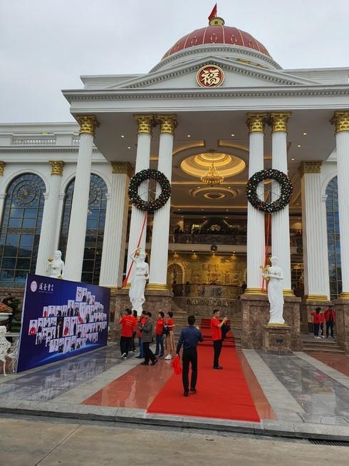 Hải Phòng xác minh việc hàng nghìn người nước ngoài đến trung tâm tiệc cưới Hải Đăng