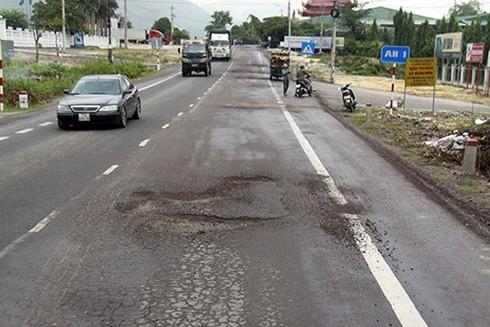 TTCP công bố hàng loạt sai phạm tại dự án mở rộng quốc lộ 1 tỉnh Bình Định, Phú Yên
