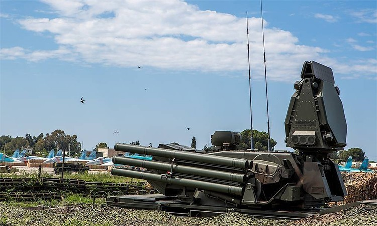 Nga diệt UAV tấn công căn cứ