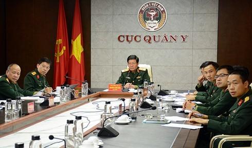 Thiếu tướng Nguyễn Xuân Kiên  giữ chức Chủ tịch Ban GĐ Quân y ASEAN năm 2020