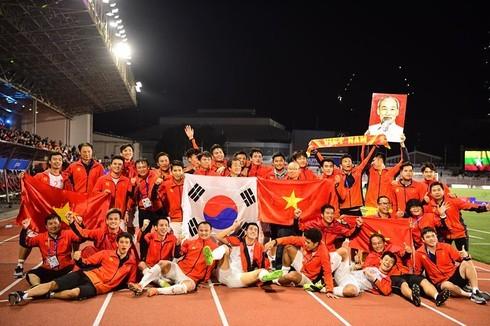 Thủ tướng mở tiệc mừng đội tuyển bóng đá giành HCV SEA Games 30