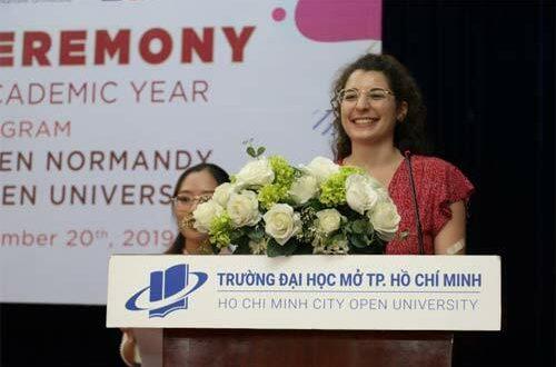 Trường ĐH Mở TP HCM tuyển sinh chương trình liên kế quốc tế