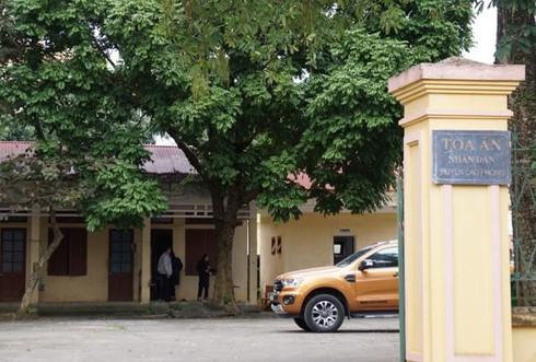 Trốn nã 26 năm làm Chánh Văn phòng Tòa án: Bộ Công an đã yêu cầu làm rõ