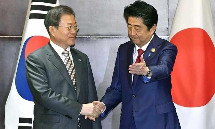 Nhật muốn Hàn Quốc cải thiện quan hệ