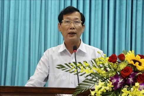 Thủ tướng phê chuẩn tân Phó chủ tịch tỉnh An Giang Lê Văn Phước
