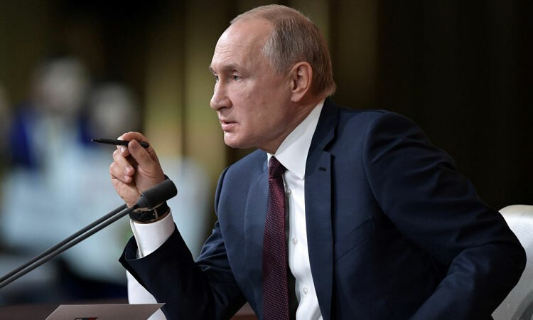 Putin nói lệnh cấm Nga dự World Cup 'bất công'