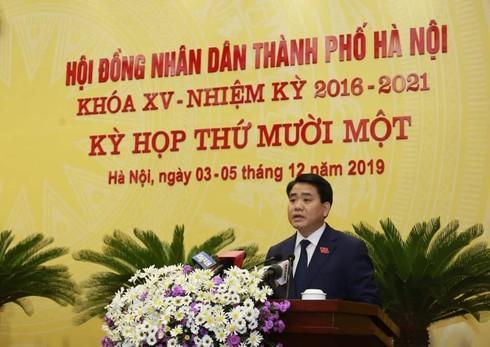 Chủ tịch Hà Nội: Phát biểu sai lầm của GĐ Sở để cả dư luận hiểu lầm về giá nước